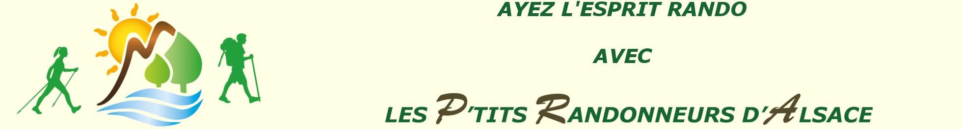 P'tits Randonneurs d'Alsace Haguenau